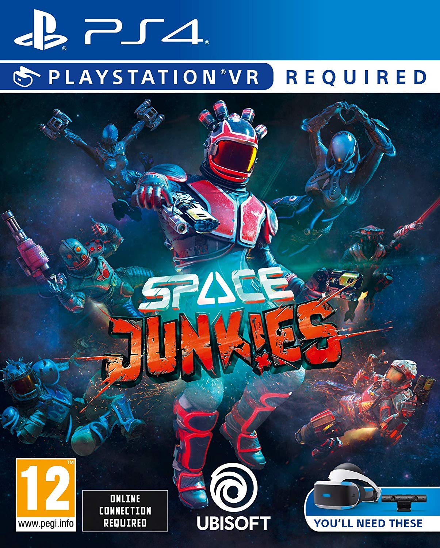 Space Junkies (VR) - PlayStation 4 Ps4 VR játékok