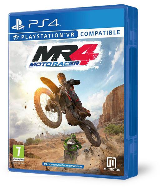 MR4 Moto Racer