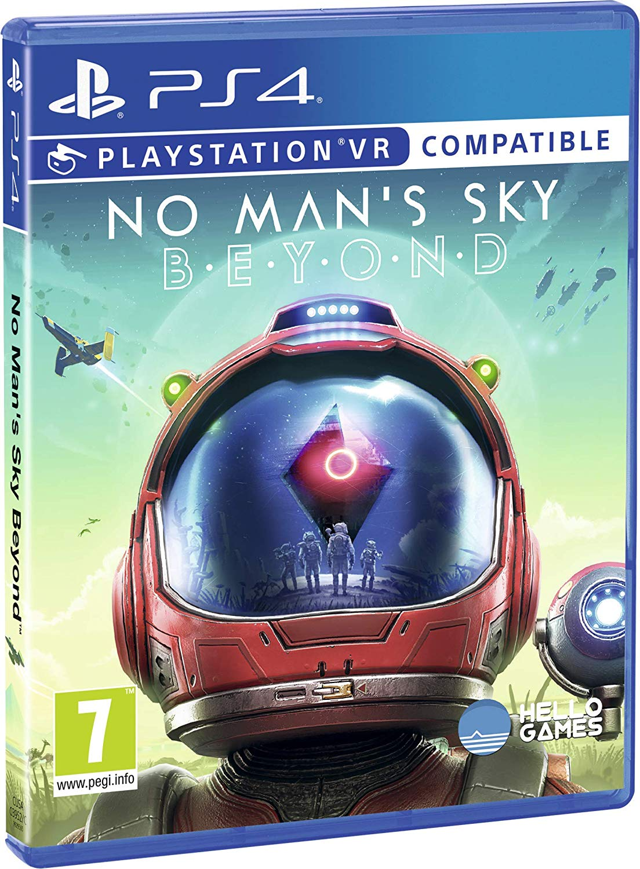 No Mans Sky Beyond (VR-kompatibilis)