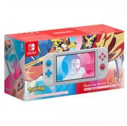 Nintendo Switch Lite Pokémon Zacian & Zamazenta Edition  - Nintendo Switch Gépek