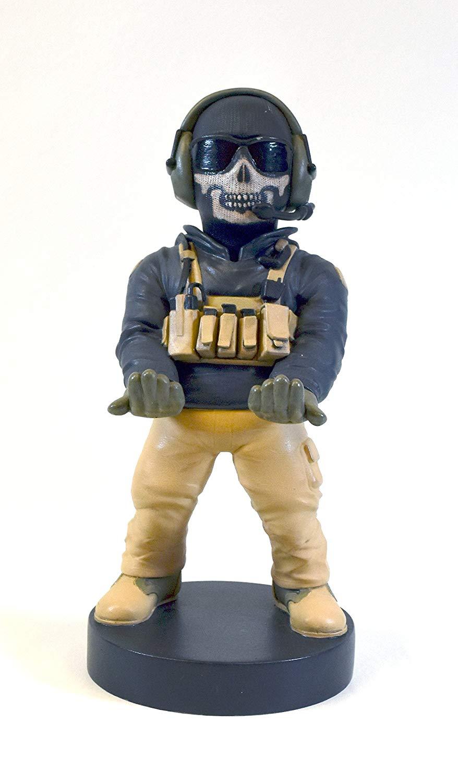 Call of Duty Lt Simon Ghost Riley kontroller tartó (20cm)