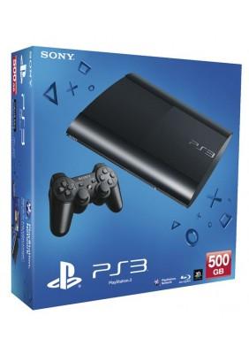 PlayStation 3 Super Slim 500 GB - PlayStation 3 Gépek