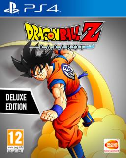 Dragon Ball Z Kakarot Deluxe Edition