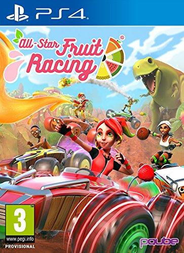 All Star Fruit Racing
