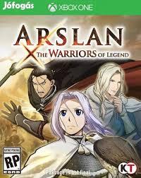 Arslan The Warriors of Legends