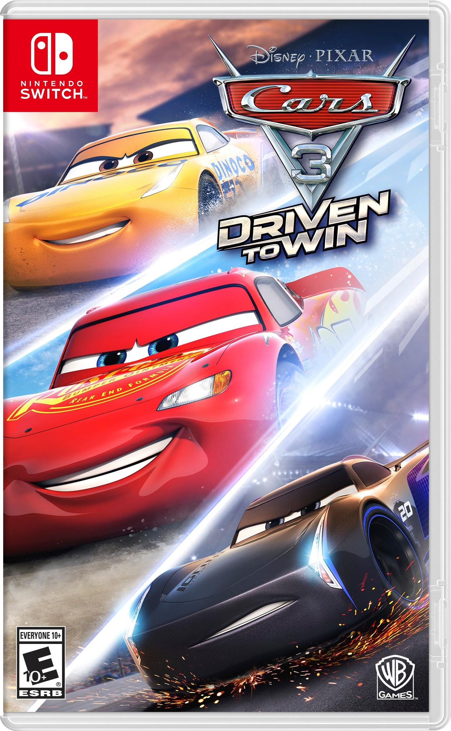 Disney Cars 3 Driven to win