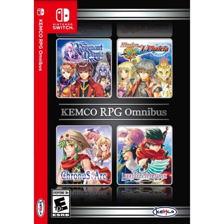 Kemco RPG Omnibus