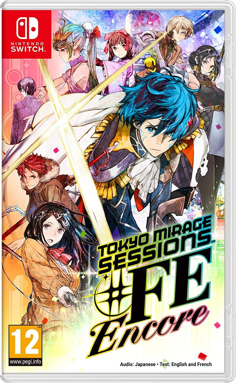 Tokyo Mirage Session FE Encore