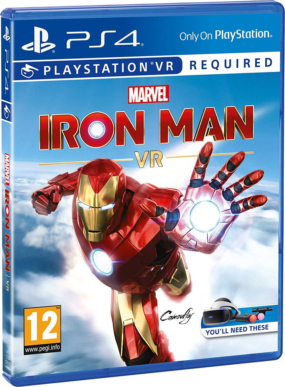 Marvel Iron Man VR