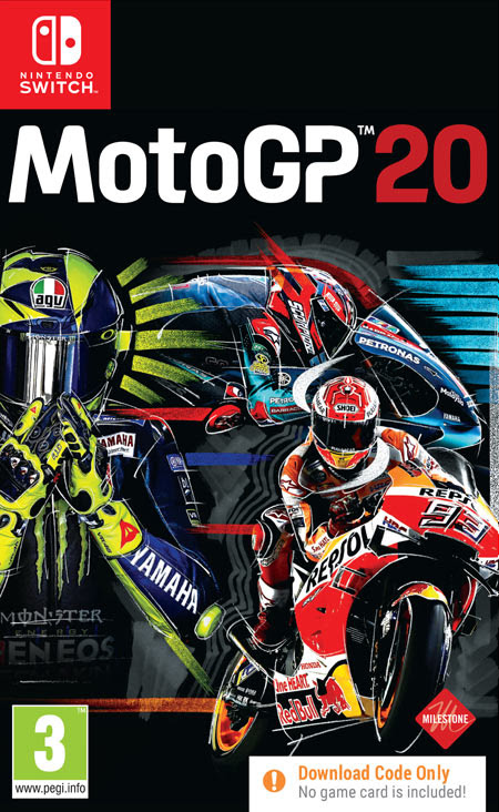 MotoGP 20 (Code in Box)
