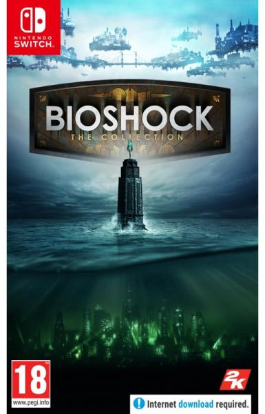 BioShock The Collection - Nintendo Switch Játékok