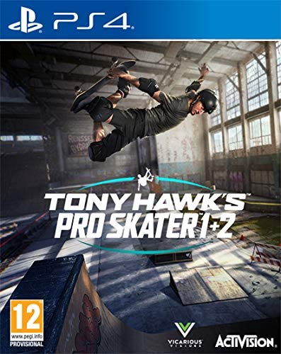 Tony Hawks Pro Skater 1 + 2