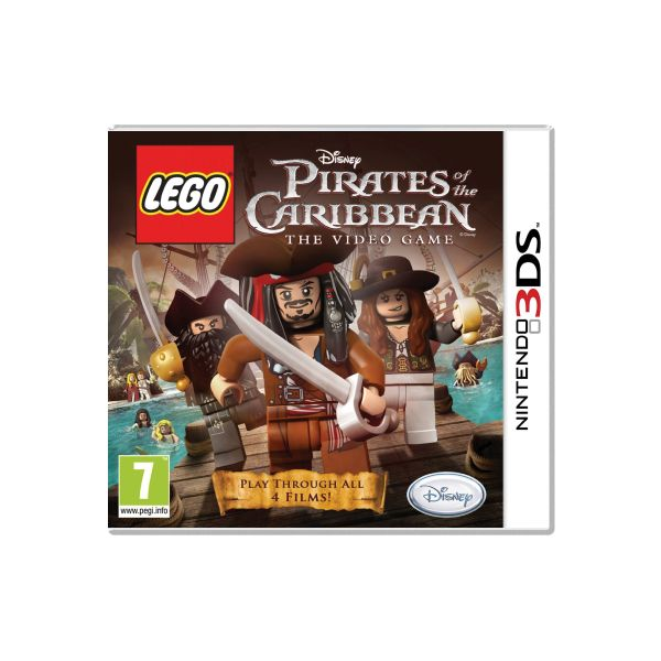 Lego Disney Pirates of the Caribbean The Video Game