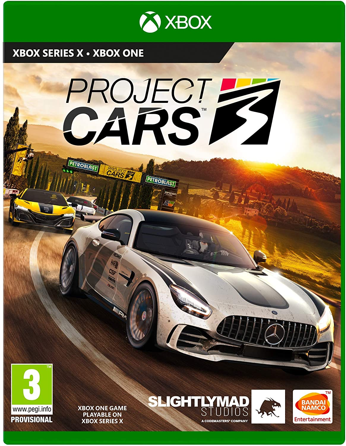 Project Cars 3 (Smart Delivery)