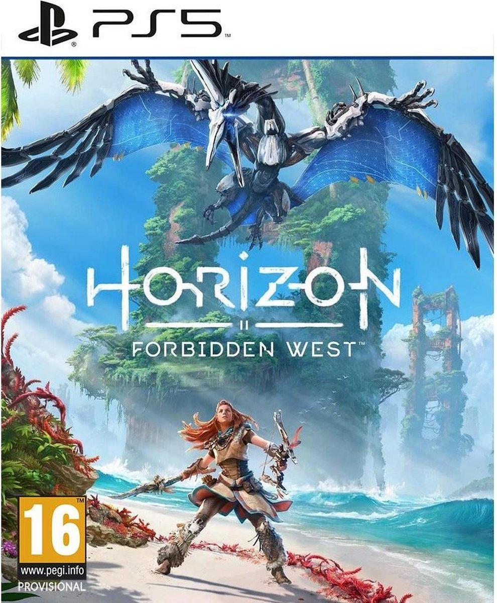 Horizon Forbidden West - PlayStation 5 Játékok