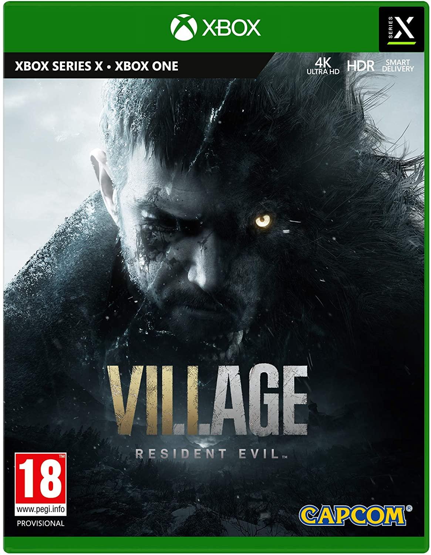 Resident Evil Village (Xbox One-kompatibilis) - Xbox Series X Játékok