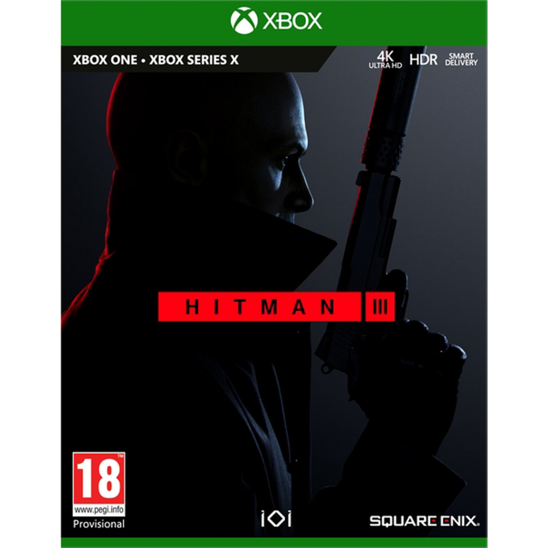 Hitman III (Hitman 3) - Xbox Series X Játékok
