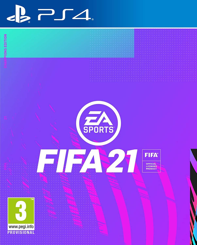 FIFA 21 (Dual Entitlement) - PlayStation 4 Játékok