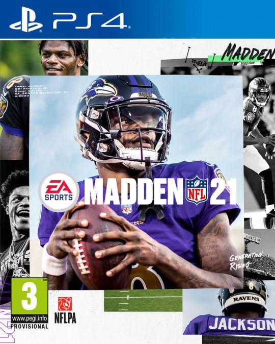 Madden NFL 21 (Dual Entitlement)