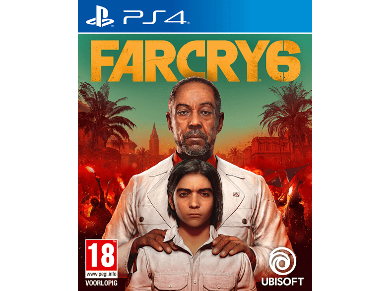 Far Cry 6 - PlayStation 4 Játékok