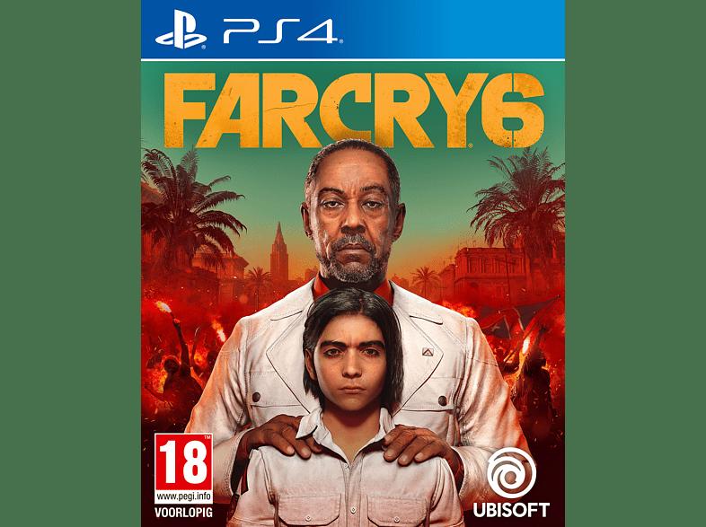 Far Cry 6 - PlayStation 4 Játékok