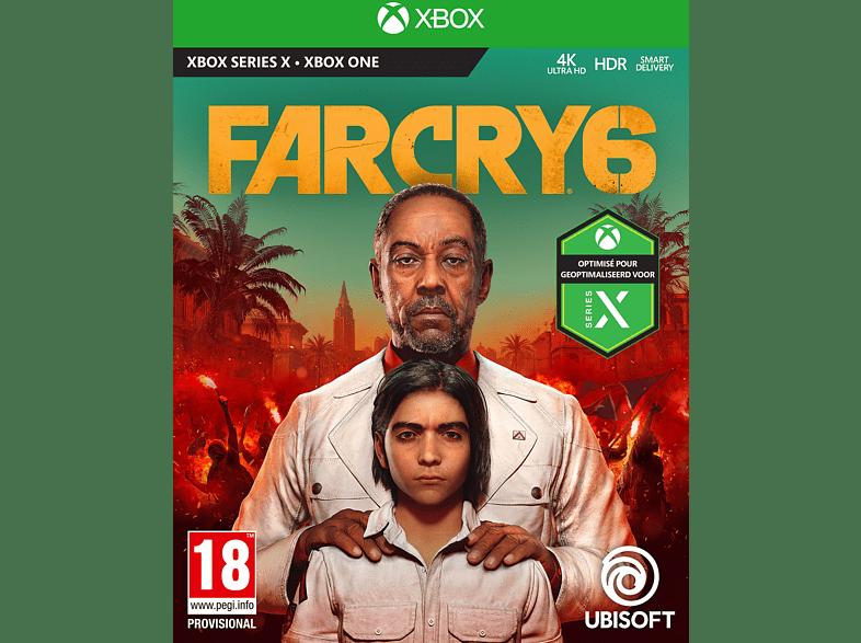 Far Cry 6 (Xbox One kompatibilis) - Xbox Series X Játékok