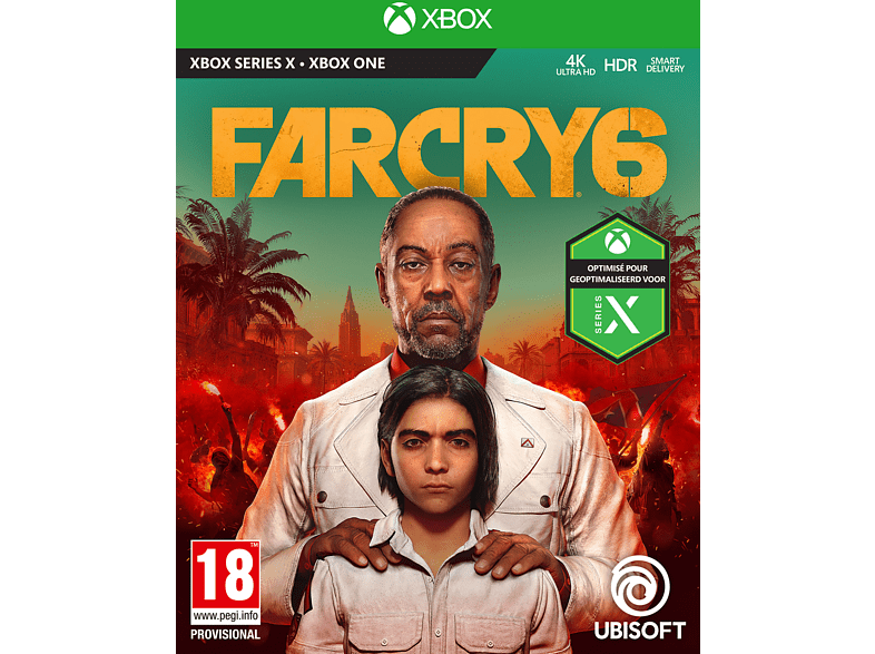 Far Cry 6 (Xbox One kompatibilis)