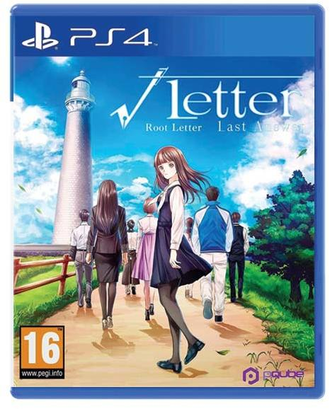 Root Letter Last Answer Day One Edition - PlayStation 4 Játékok