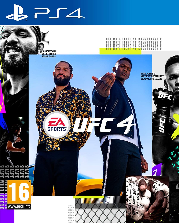 UFC 4 - PlayStation 4 Játékok