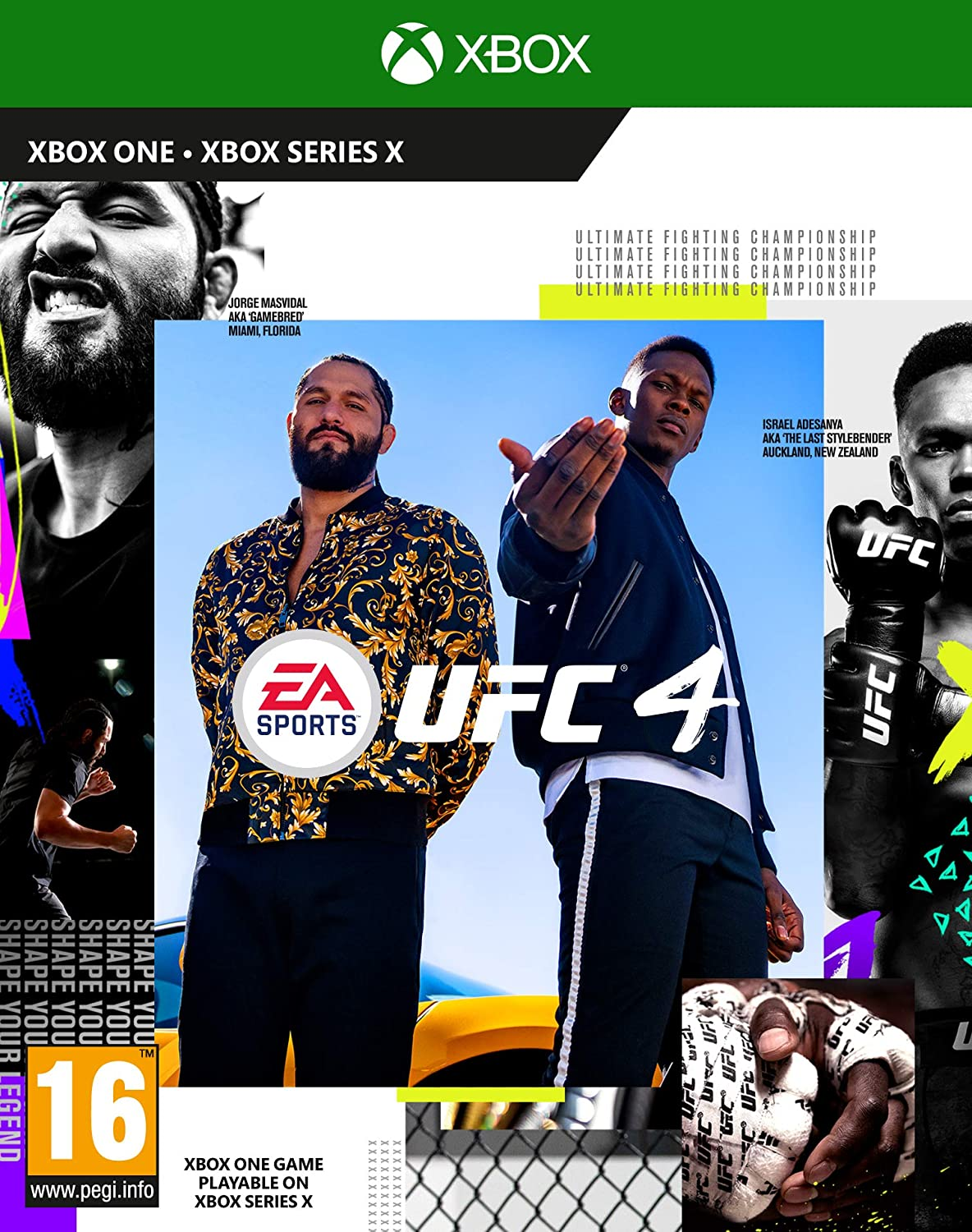 UFC 4 (Smart Delivery)