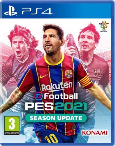 Pro Evolution Soccer 2021 Season Update (PES 2021)