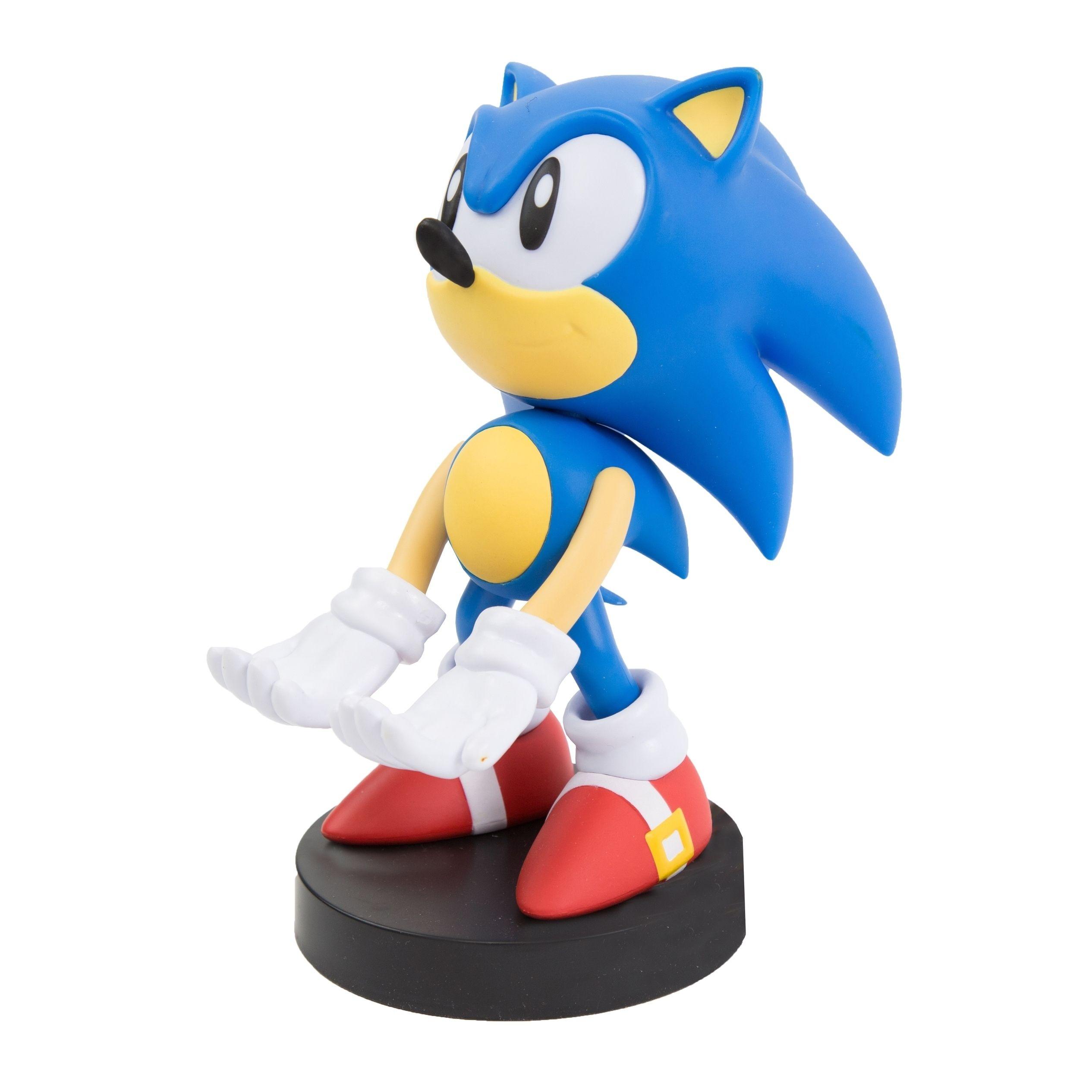 Sonic The Hedgehog Telefon/Kontroller tartó (20cm) (Kék)