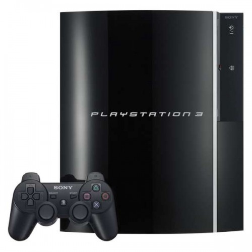 PlayStation 3 Fat 500 GB