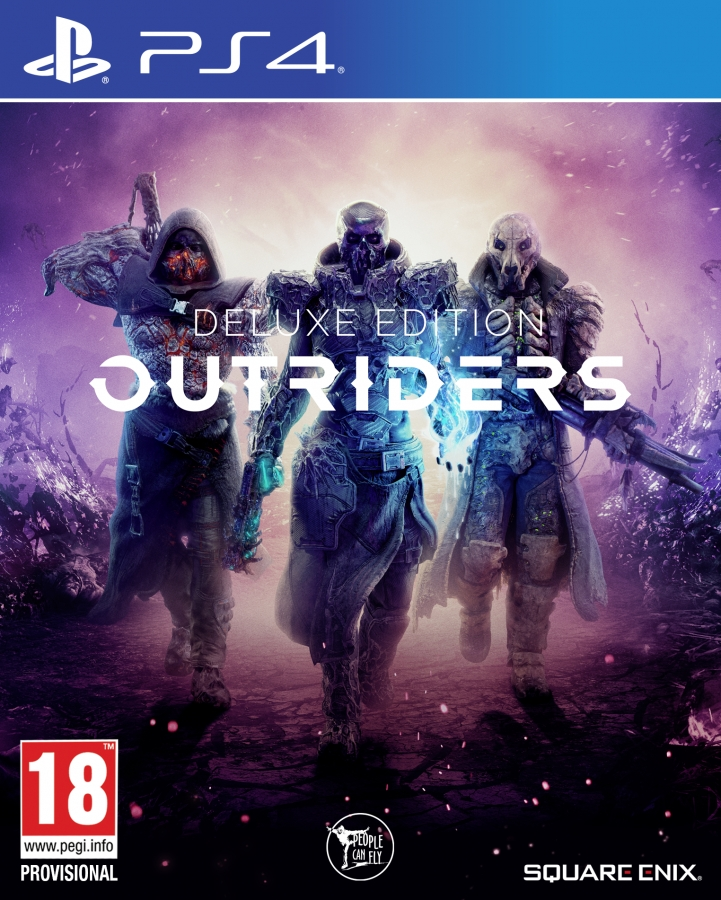 Outriders Deluxe Edition