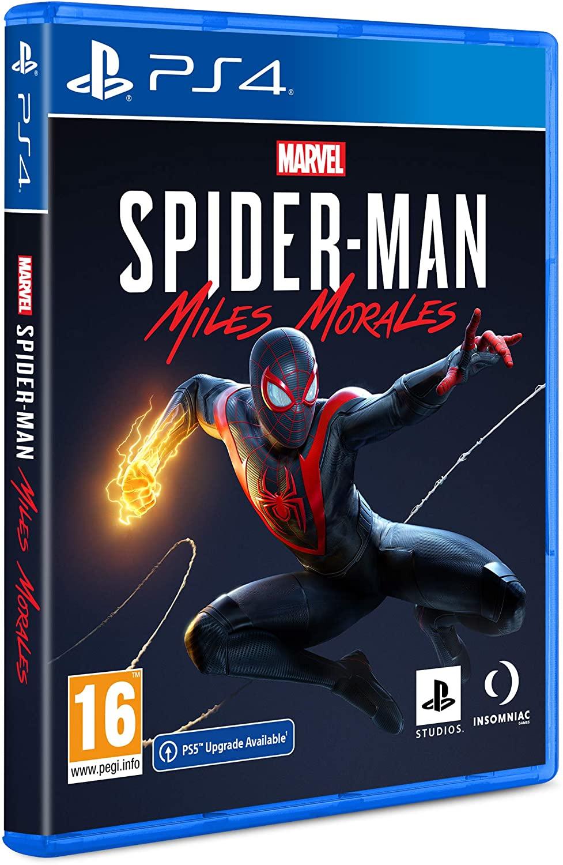 Marvel Spider Man Miles Morales (magyar felirattal)