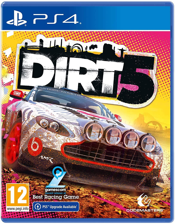 Dirt 5 (PS5 frissítéssel*)