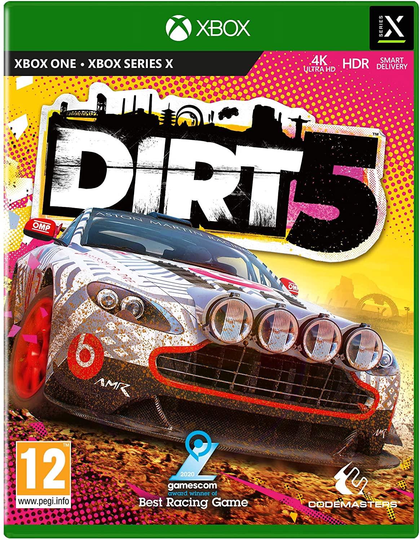 Dirt 5 - Xbox One Játékok