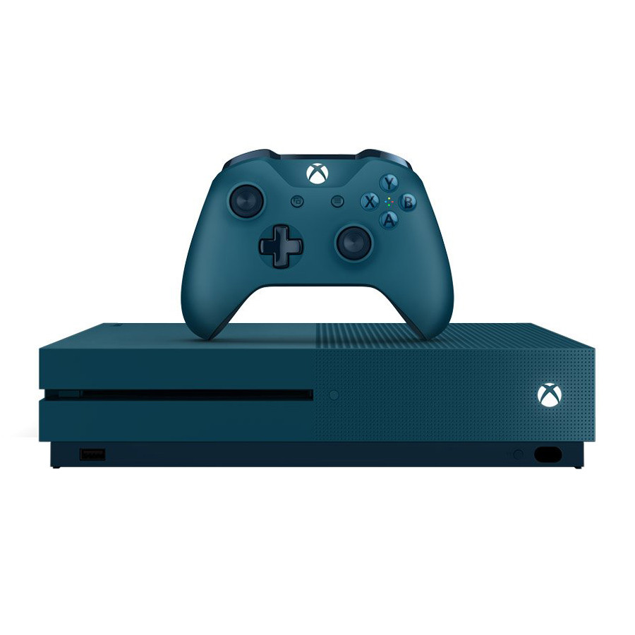 Xbox One S 500GB Deep Blue Special Edition