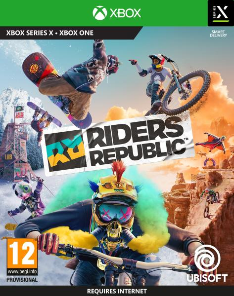 Riders Republic (Series X kompatibilis) - Xbox One Játékok