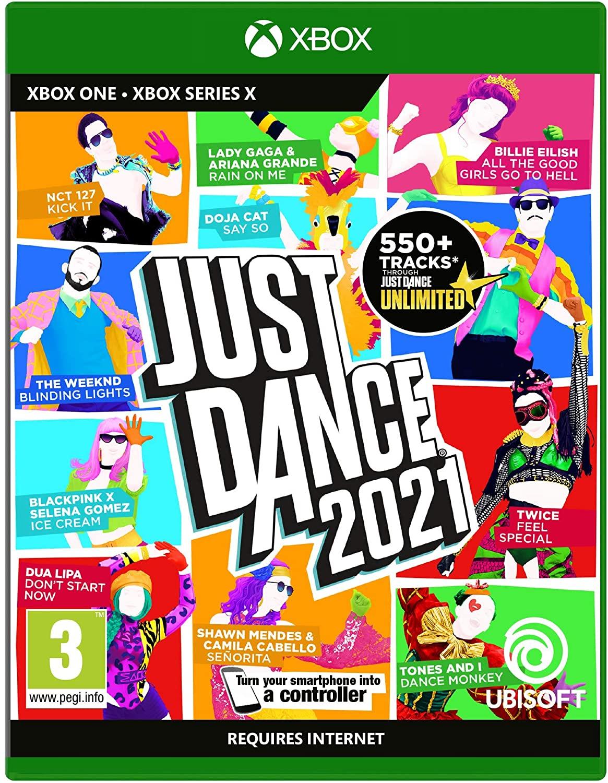 Just Dance 2021 (Xbox Series X kompatibilis)