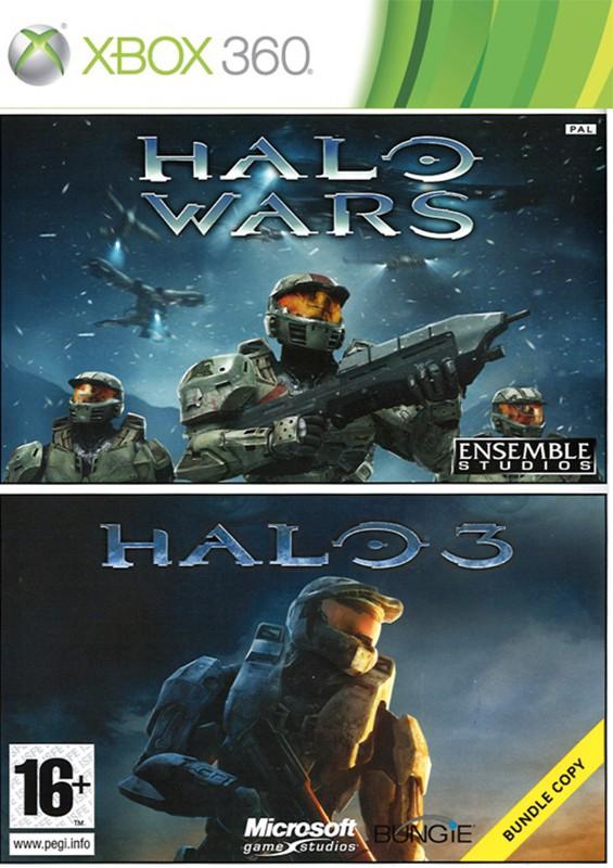 Halo Wars + Halo 3