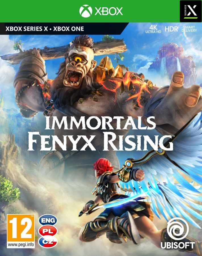 Immortals Fenyx Rising (Gods and Monsters) (Xbox One-kompatibilis)