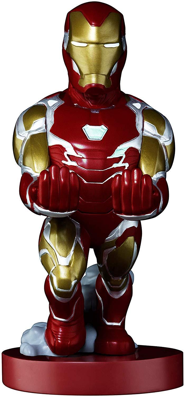 Marvel Avengers Endgame Iron Man Telefon/kontroller tartó (20cm)