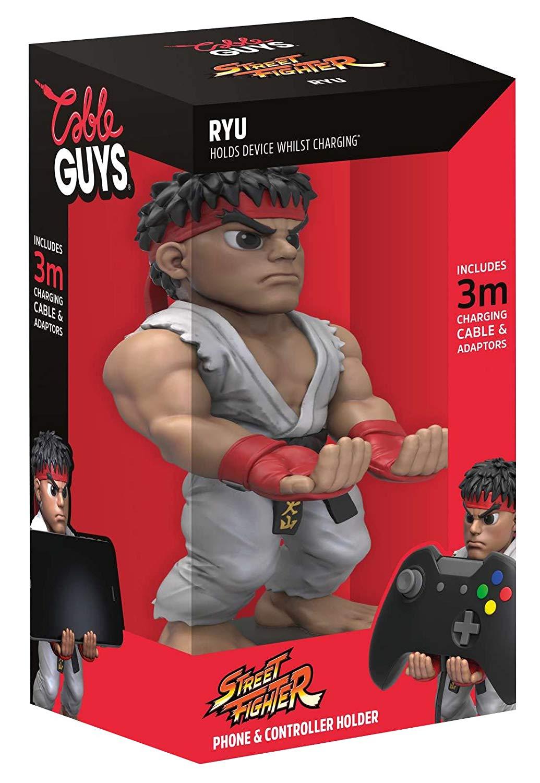 Street Fighter Ryu Telefon/Kontroller tartó (20cm)