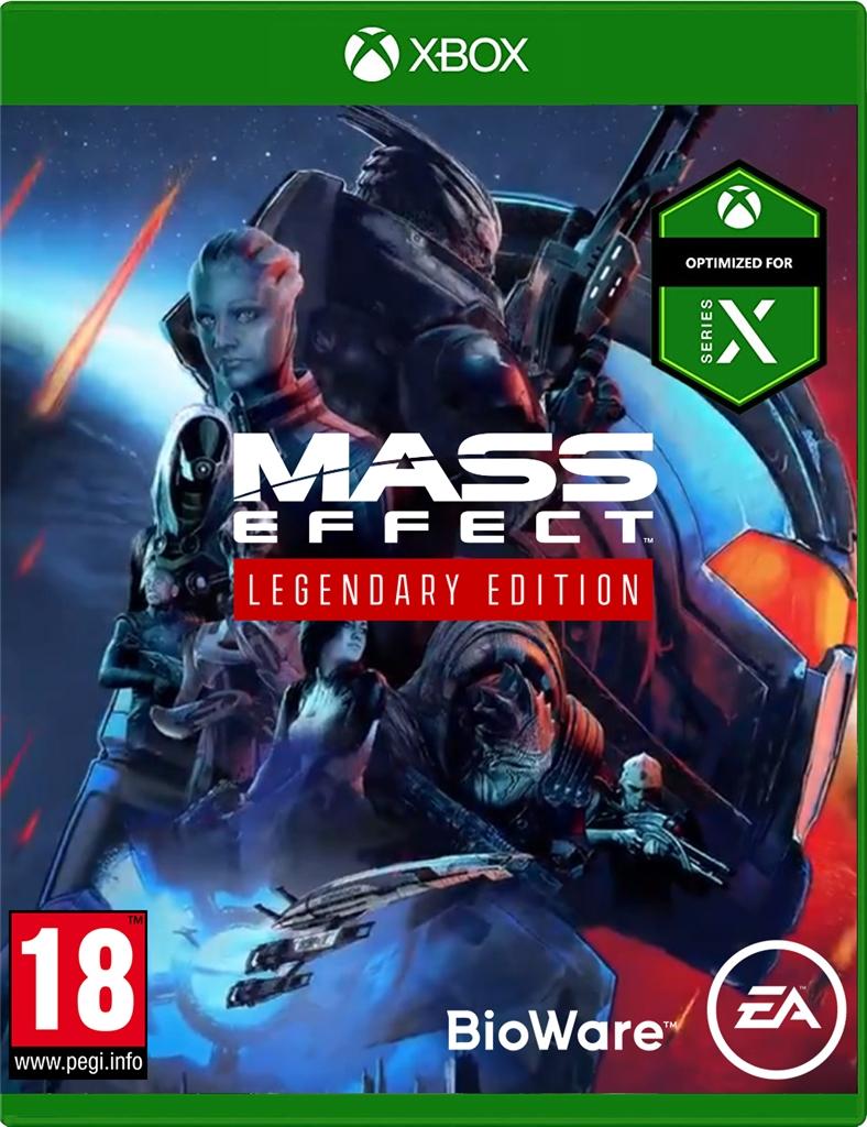 Mass Effect Legendary Edition (Xbox One kompatibilis)