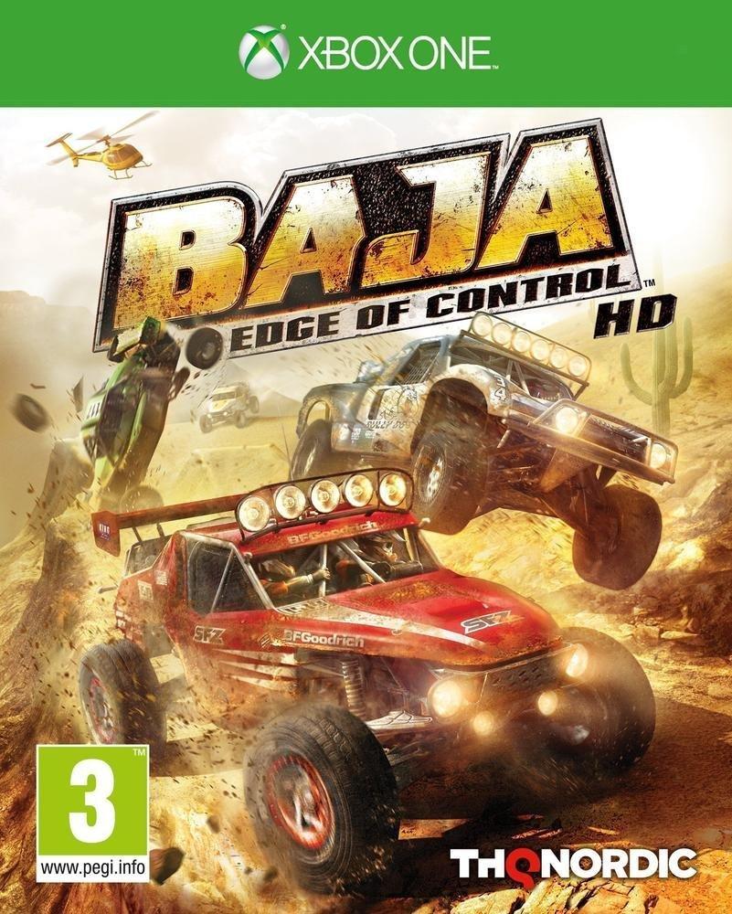 Baja Edge of Control HD