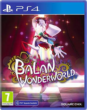 Balan Wonderworld (PS5 frissítéssel)