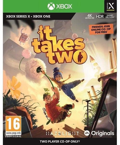 It Takes Two (Xbox One kompatibilis)