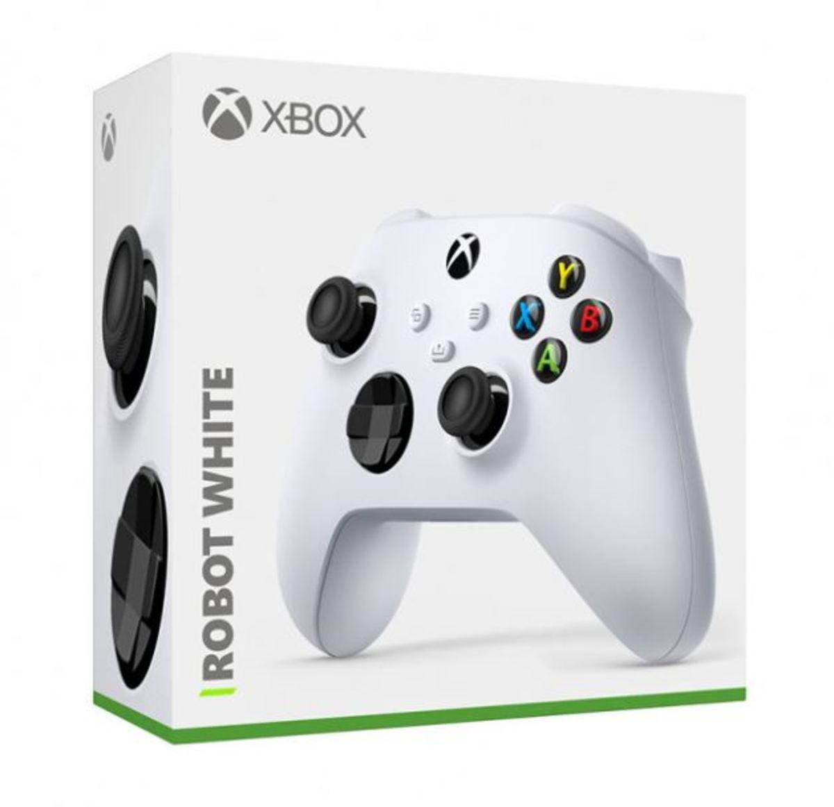 Microsoft Xbox Series X/S vezeték nélküli kontroller - Fehér