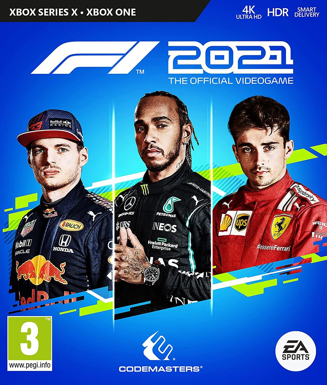 F1 2021 (Xbox One kompatibilis)